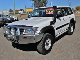 Nissan Patrol ST GU III