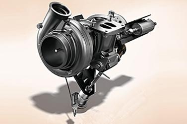 Axor The brake system