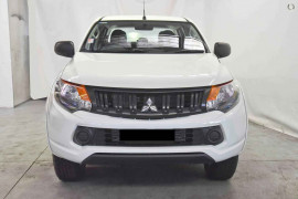 Mitsubishi Triton GLX+ MQ MY18