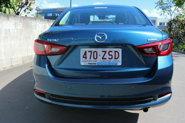 2020 Mazda 2 DL Series G15 Pure Sedan Sedan Image 4