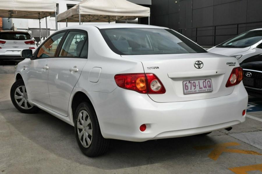 2007 Toyota Corolla ZZE122R 5Y Ascent Sedan