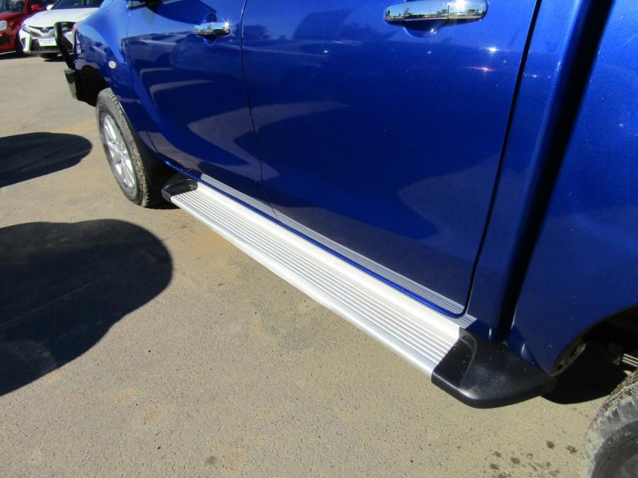 2012 Mazda BT-50 UP0YF1 GT Utility Image 6
