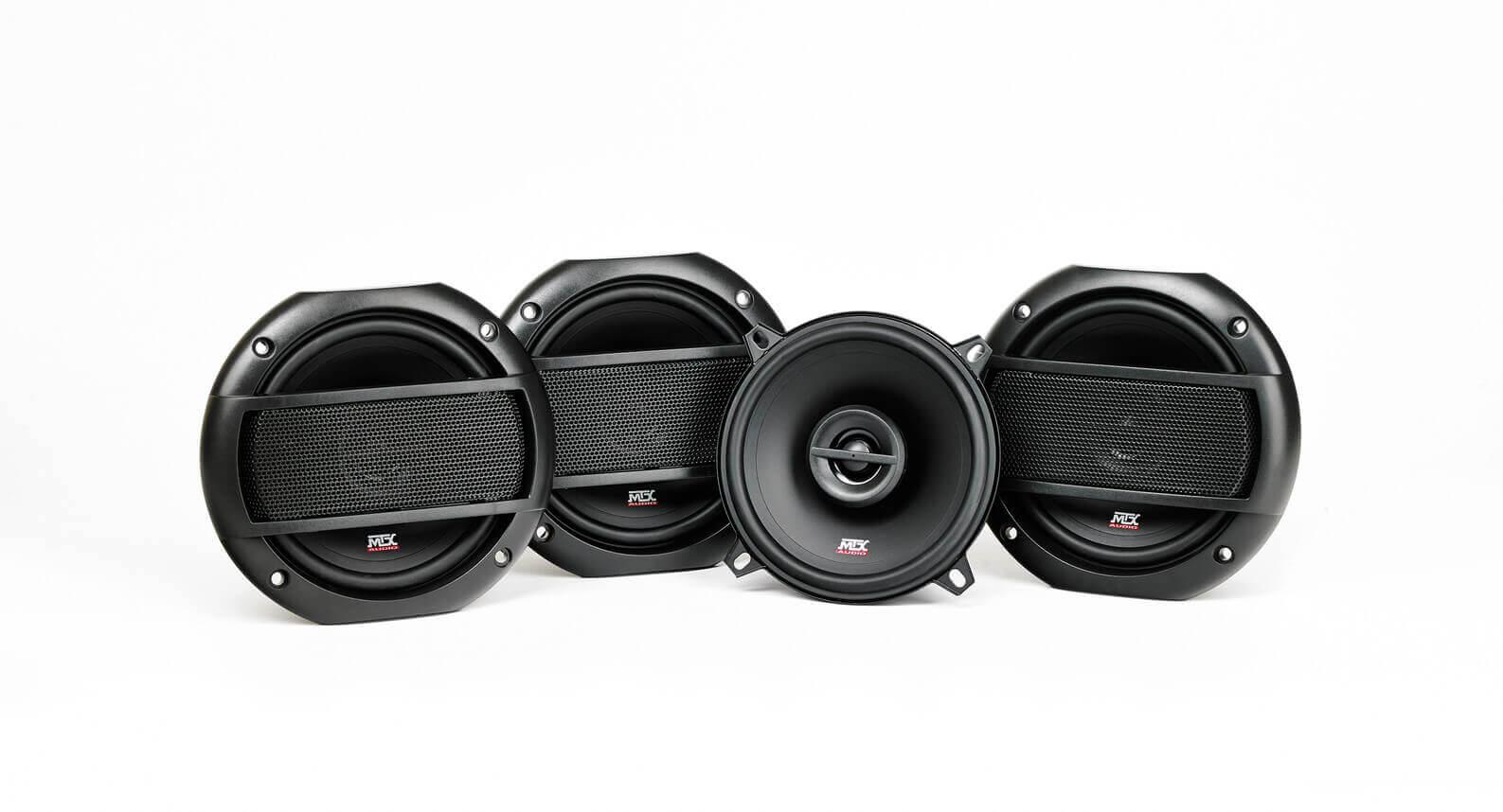 Premium Speakers Upgrade Kit