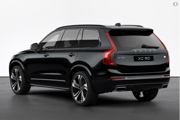 2021 Volvo XC90 L Series Recharge Suv Image 5