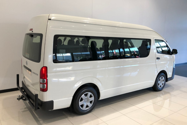 2015 Toyota Hiace KDH223R Turbo Commuter Bus Image 4