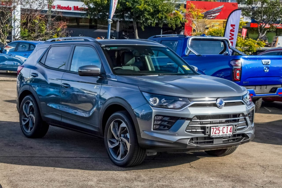 2019 SsangYong Korando C300 MY20 Ultimate Wagon
