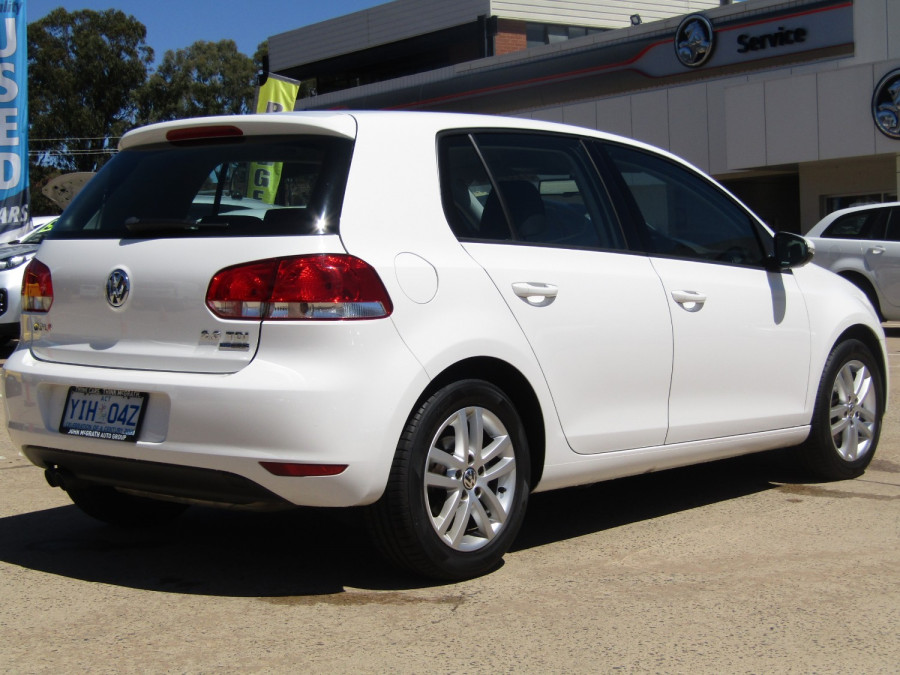2012 MY12.5 Volkswagen Golf Hatchback Image 7
