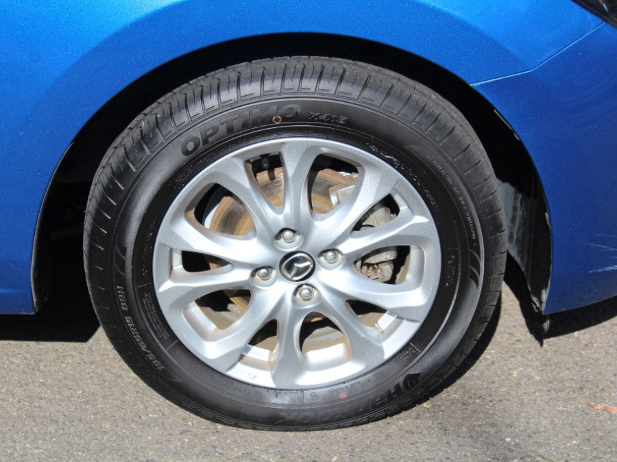 2016 Mazda 2 DL2SAA Maxx Sedan