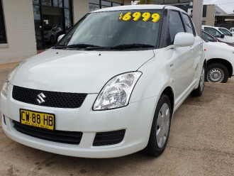 Suzuki Swift EZ RS415