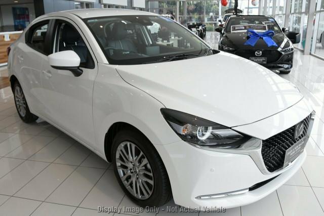 2021 Mazda 2 DL Series G15 GT Sedan