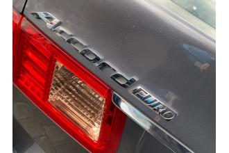 2014 Honda Euro CU  Luxury Sedan Image 4