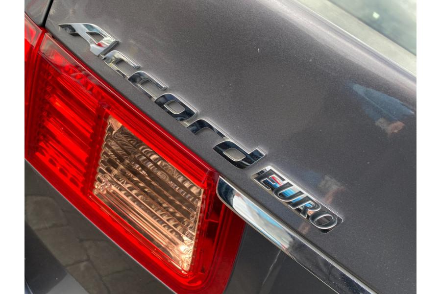 2014 Honda Euro CU  Luxury Sedan