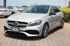 2017 MY07 Mercedes-Benz A-class W176 807MY A45 AMG Hatch