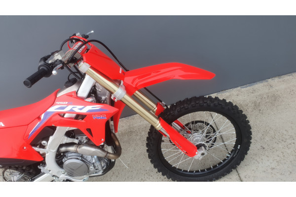 2020 Honda CRF450R TEMP 2020 CRF450R Image 4