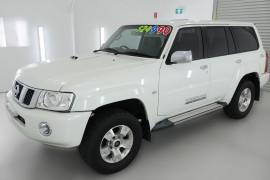 2013 Nissan Patrol Y61 GU 8 ST Suv Image 3