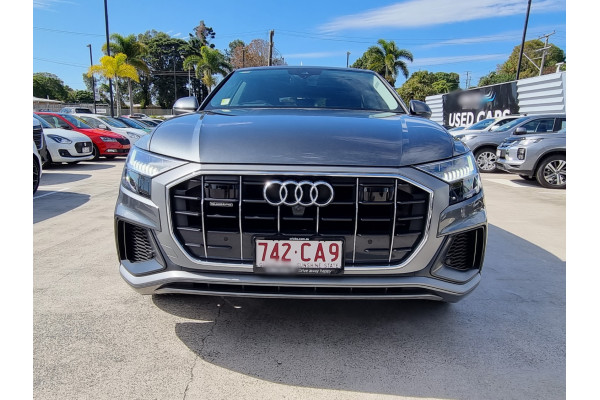 2019 Audi Q8 4M  55 TFSI Suv Image 3