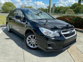 Subaru Impreza 2.0i Lineartronic AWD G4 MY14