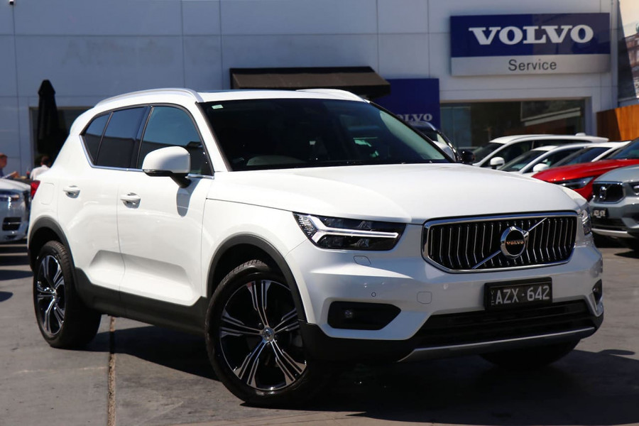 2020 Volvo XC40 XZ T4 Inscription Suv Mobile Image 1
