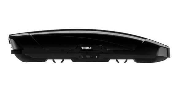 Thule Motion XT SPORT Pod 600 - Black