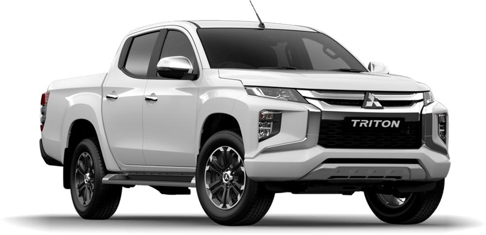New 2020 Mitsubishi Triton GLX-R Double Cab Pick Up 4WD # ...