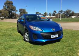 Mazda Mazda3 MAXX SPORT BL 11 UPGRADE