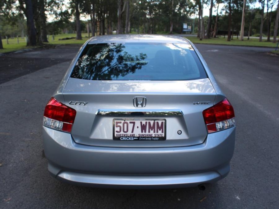 2009 Honda City GM VTi Sedan