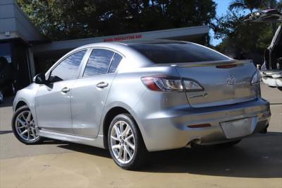 2012 Mazda 3 BL Series 2 MY13 SP25 Sedan Image 4