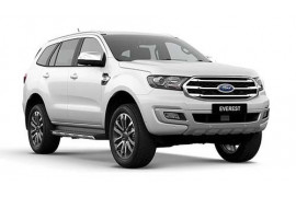 Ford Everest Titanium 4WD UAII