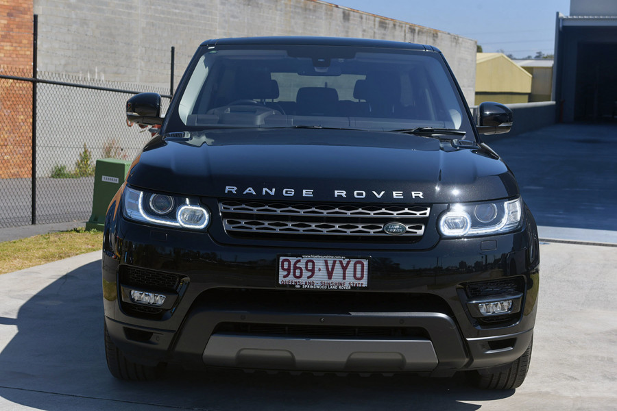 2015 MY16 Land Rover Range Rover Sport L494 16MY TDV6 Suv Mobile Image 3