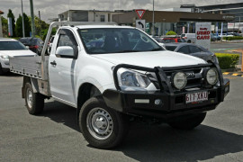 Isuzu Ute D-MAX SX 4x2 High Ride MY17