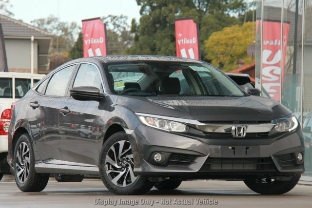 2019 Honda Civic Sedan 10th Gen VTi-S Sedan