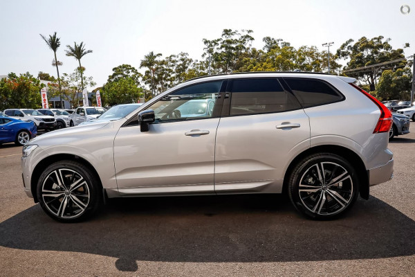 2020 Volvo XC60 (No Series) MY21 T6 R-Design Suv Image 4