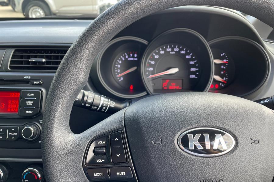 2014 Kia Rio UB  S Hatchback Image 14