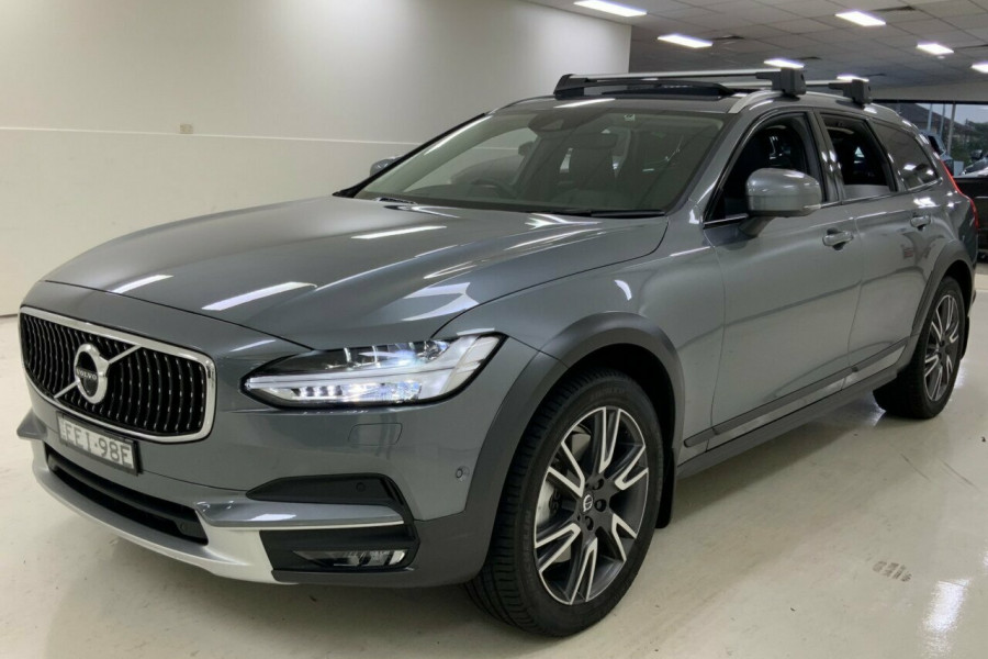 2019 MY20 Volvo V90 236 MY20 D5 Cross Country Inscription Wagon Mobile Image 7