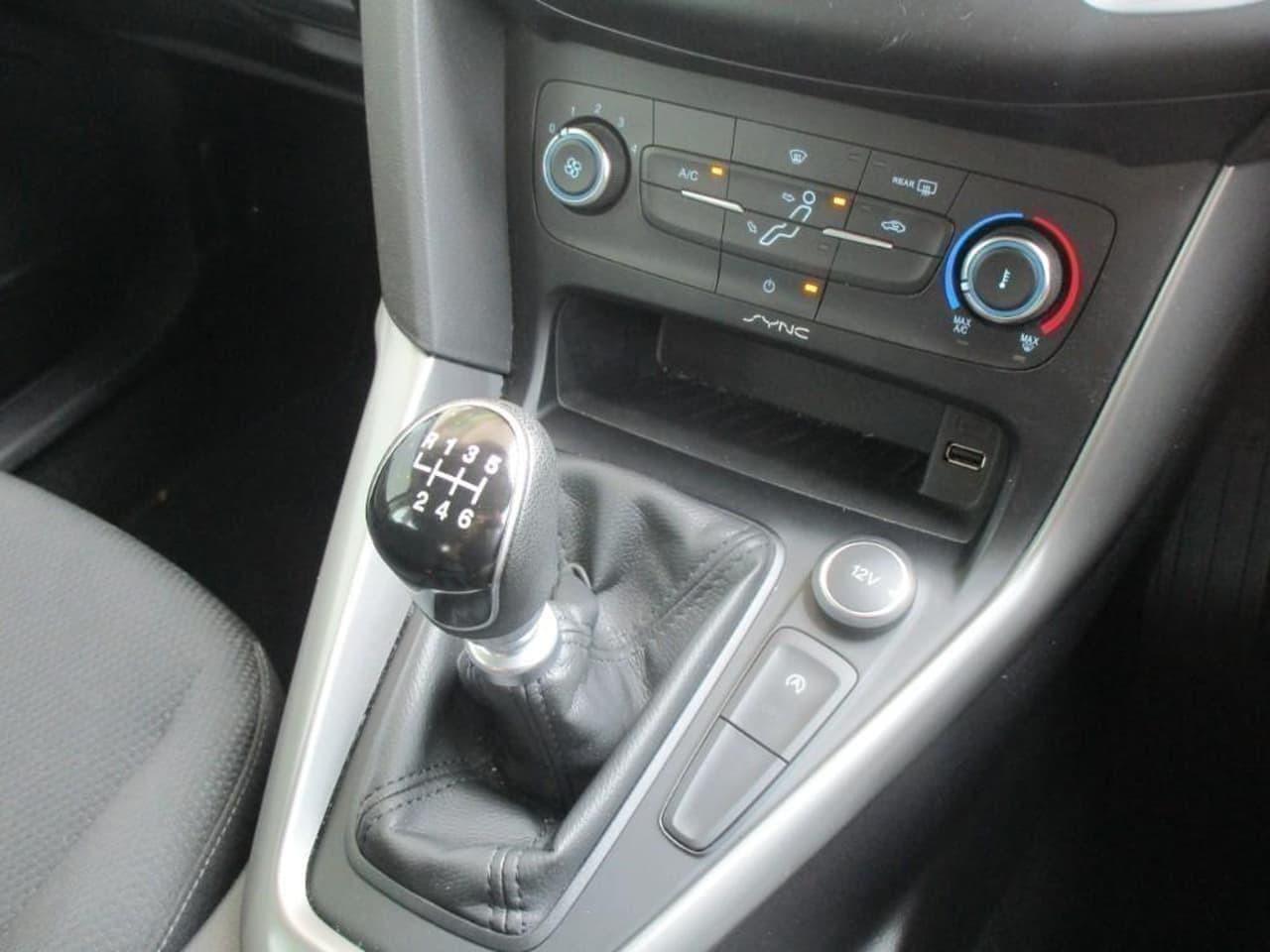 2018 Ford Focus LZ TREND Hatchback