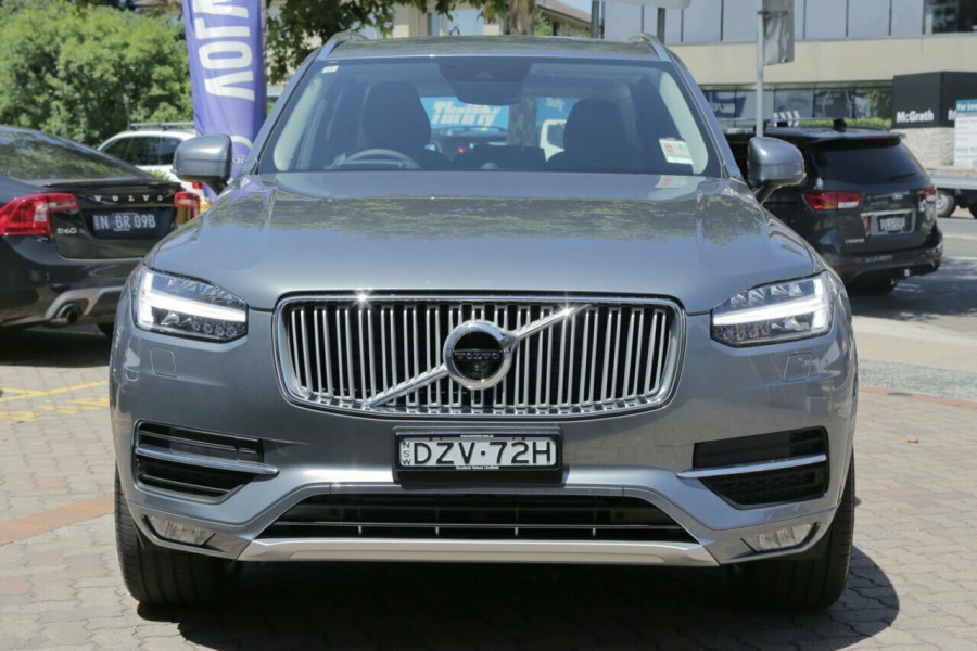 2018 MY19 Volvo XC90 L Series T6 Geartronic AWD Inscription Suv Mobile Image 17