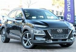 Hyundai Kona Launch Edition OS