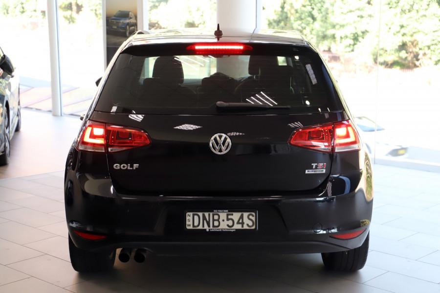 2016 MY17 Volkswagen Golf VII  110TSI Highline Hatch Image 5