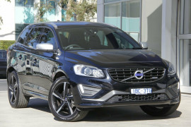 Volvo XC60 T6 Geartronic AWD R-Design DZ MY14
