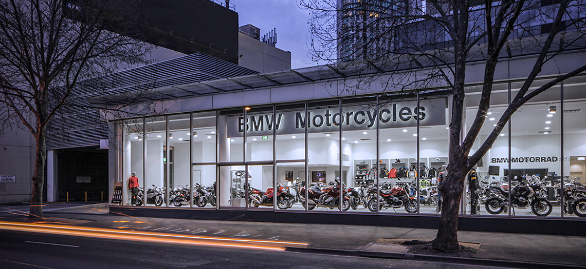 About Melbourne BMW Motorcycles