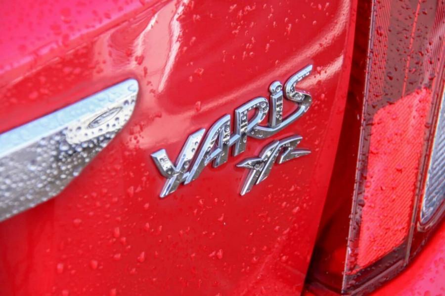 2013 Toyota Yaris NCP130R YR Hatchback Image 18