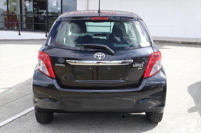 2014 Toyota Yaris NCP130R YR Hatchback Image 4