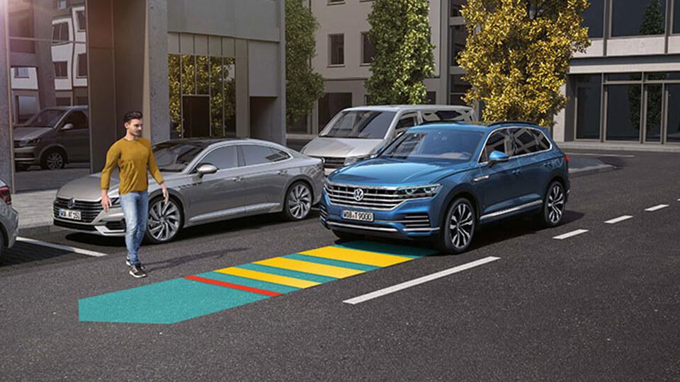 Predictive Pedestrian Monitoring<sup>4</sup> Image