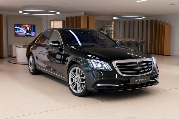 Mercedes-Benz S-class S560 W222