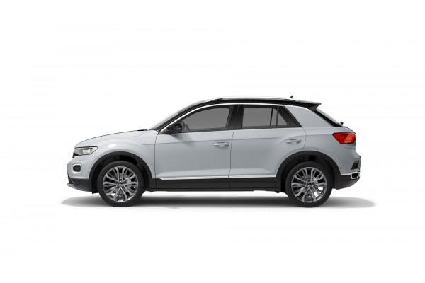 2021 Volkswagen T-Roc A1 110TSI Style Wagon Image 2