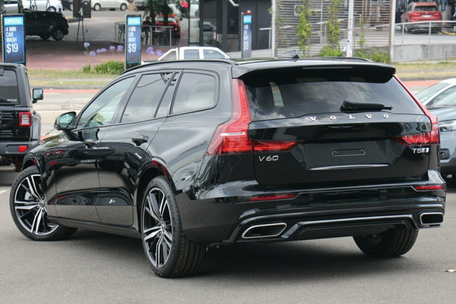 2019 MY20 Volvo V60 F-Series T5 R-Design Wagon