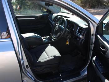 2018 Toyota Kluger GSU55R GX Suv