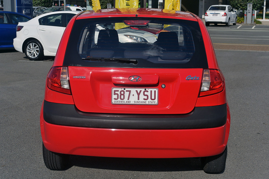 2010 MY09 Hyundai Getz TB MY09 S Hatchback Mobile Image 5