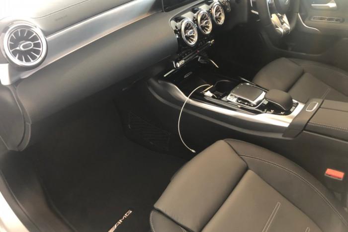 2019 Mercedes-Benz A Class M-AMG A35 4M Sedan