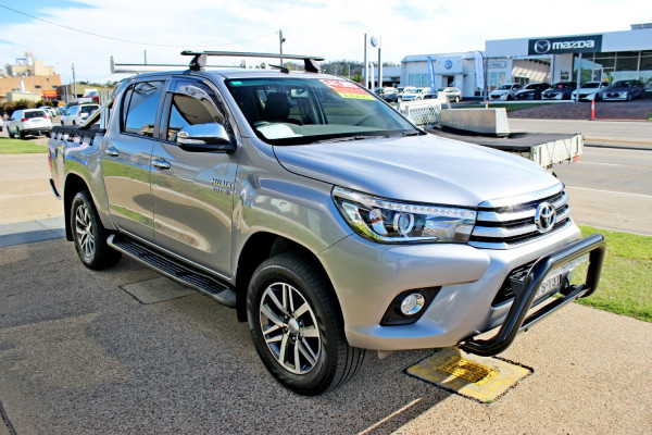 2015 Toyota HiLux GUN126R SR5 Utility - dual cab